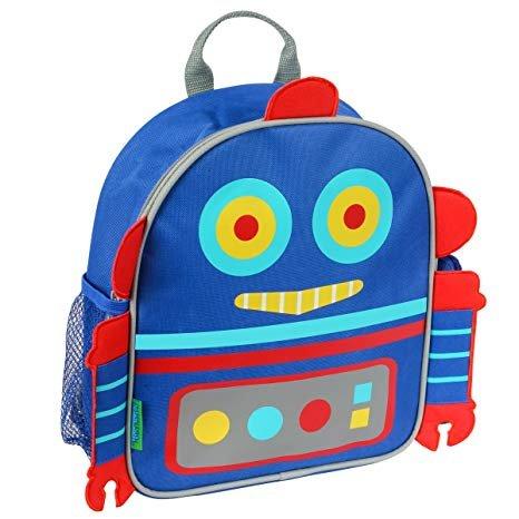 3910d5edb13 Παιδικό σακίδιο πλάτης STEPHEN JOSEPH Mini Sidekick Bagpack Robot ...