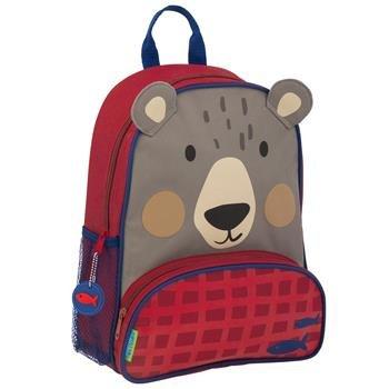 b7d297872a Παιδικό σακίδιο πλάτης STEPHEN JOSEPH Sidekick Bagpack Bear    PaliBaby