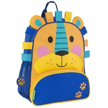 e0660fec443 Παιδικό σακίδιο πλάτης STEPHEN JOSEPH Sidekick Bagpack Lion :: PaliBaby