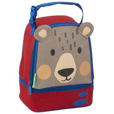 2df1cede8b7 Ισοθερμική τσάντα φαγητού STEPHEN JOSEPH Lunch Pal Bear :: PaliBaby