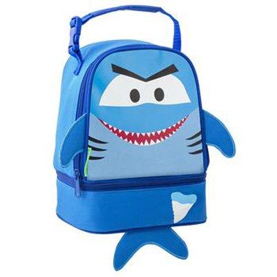 901f7b96c34 Ισοθερμική τσάντα φαγητού STEPHEN JOSEPH Lunch Pal Shark :: PaliBaby