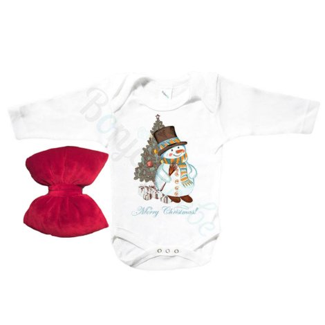 Χριστουγεννιάτικο φορμάκι με κορδέλα BONJOUR BEBE CHRISTMAS SET0016 ... 54c8b81dd8e