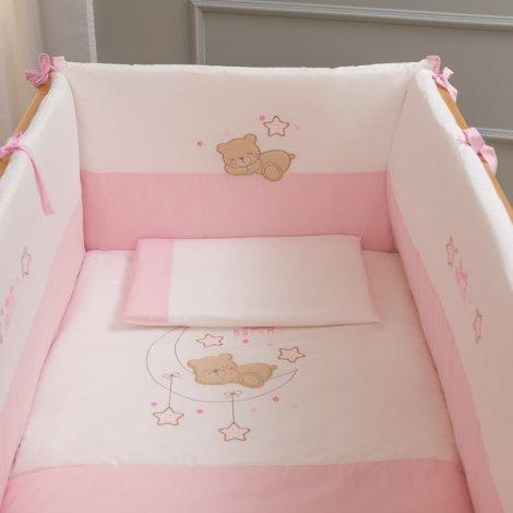 Προίκα μωρού 6 τεμαχίων FUNNA BABY Sweet Dreams pink    PaliBaby 1fd76cecd15
