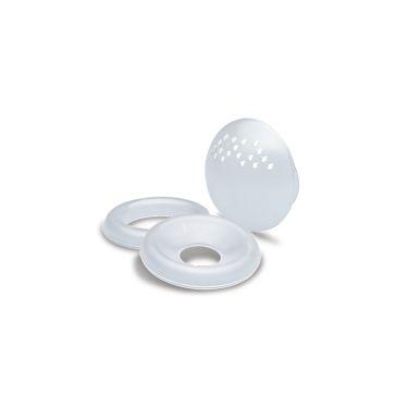Προστατευτικά κοχύλια θηλών AMEDA DuoShell Breast Shells (2 τεμ) dc2a95524fc