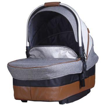 Πορτ-μπεμπέ CARELLO Carrycot Special Edition Grey 2750eda83c8