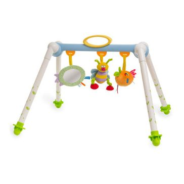 Γυμναστήριο TAF TOYS Take-To-Play Baby Gym