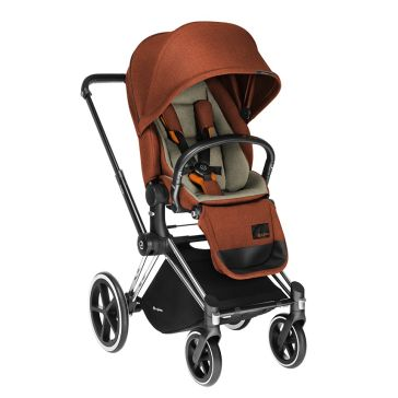 Καρότσι CYBEX Priam Lux City Light Autumn Gold