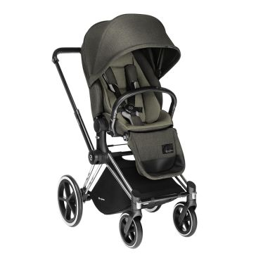 Καρότσι CYBEX Priam Lux City Light Olive Khaki