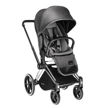 Καρότσι CYBEX Priam Lux City Light Manhattan Grey