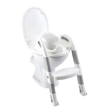 Βάση τουαλέτας THERMOBABY Kiddyloo Toilet Trainer grey