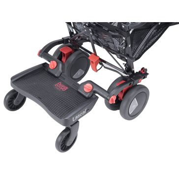 Πλατφόρμα LASCAL Buggy Board Mini 3D red
