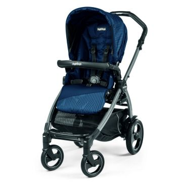 Καρότσι PEG PEREGO Book Pop Up Sportivo Geo Navy
