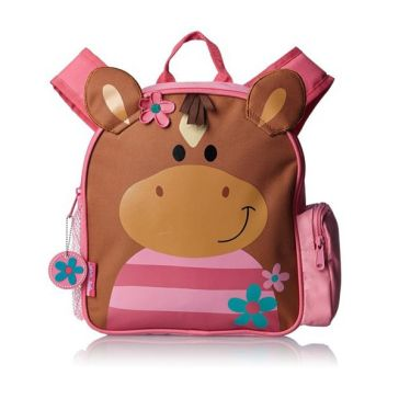 Παιδικό σακίδιο πλάτης STEPHEN JOSEPH Mini Sidekick Bagpack Girl Horse