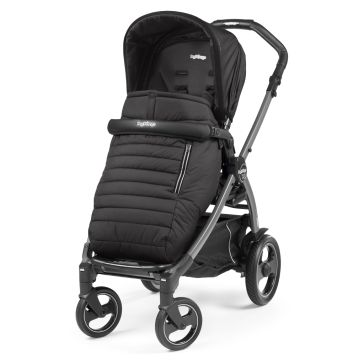 Καρότσι PEG PEREGO Book Plus Pop Up Completo Breeze Noir