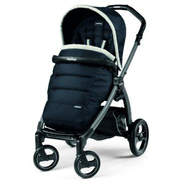 Καρότσι PEG PEREGO Book Plus Pop Up Completo Luxe Blue