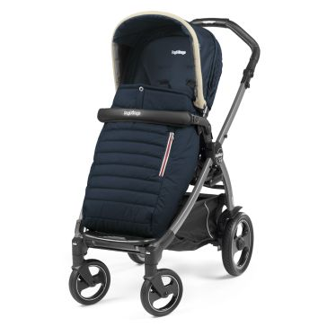 Καρότσι PEG PEREGO Book Plus Pop Up Completo Breeze Blue
