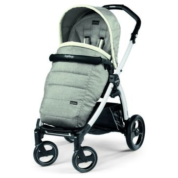 Καρότσι PEG PEREGO Book Plus Pop Up Completo Luxe Opal