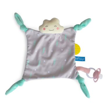 Πανάκι αγκαλιάς TAF TOYS Cheerful Cloud Blankie