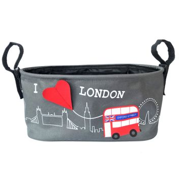 Οργανωτής καροτσιού CHOOPIE CityBucket Limited Edition London