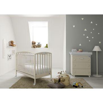 807e7ac9297 Βρεφικό κρεβατάκι PALI Bebe Style Dado, χρώμα bianco classico
