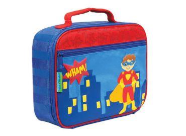 07f883e4ff Ισοθερμική τσάντα φαγητού STEPHEN JOSEPH Classic Lunch Box Superhero