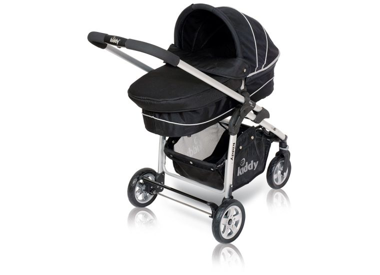 Πορτ-μπεμπέ KIDDY Click'n Move 2 Carrycot Black