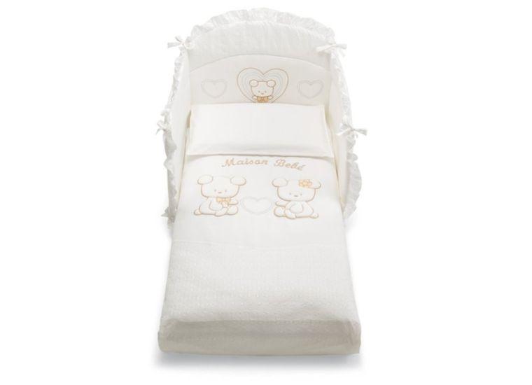 78e2e3cf325 Σετ προίκας μωρού PALI Smart Maison Bebe, χρώμα beige (ΕΚΘΕΣΗΣ)
