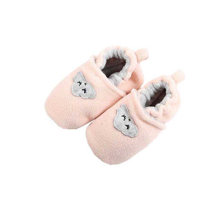 Παντοφλάκια fleece MINENE Cosy Slippers light pink cloud