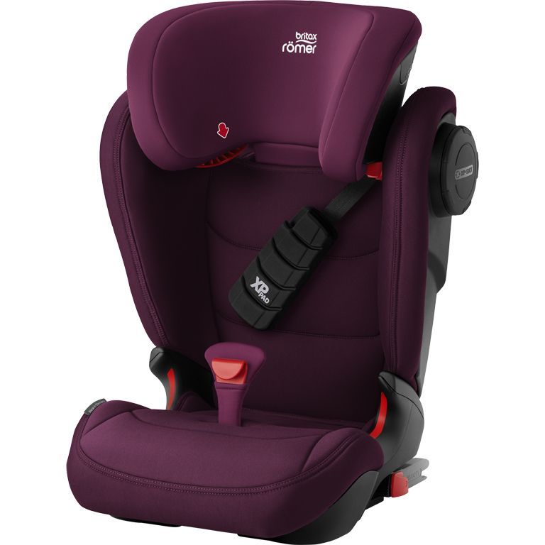 Κάθισμα αυτοκινήτου BRITAX-ROMER Kidfix III S, Burdundy Red