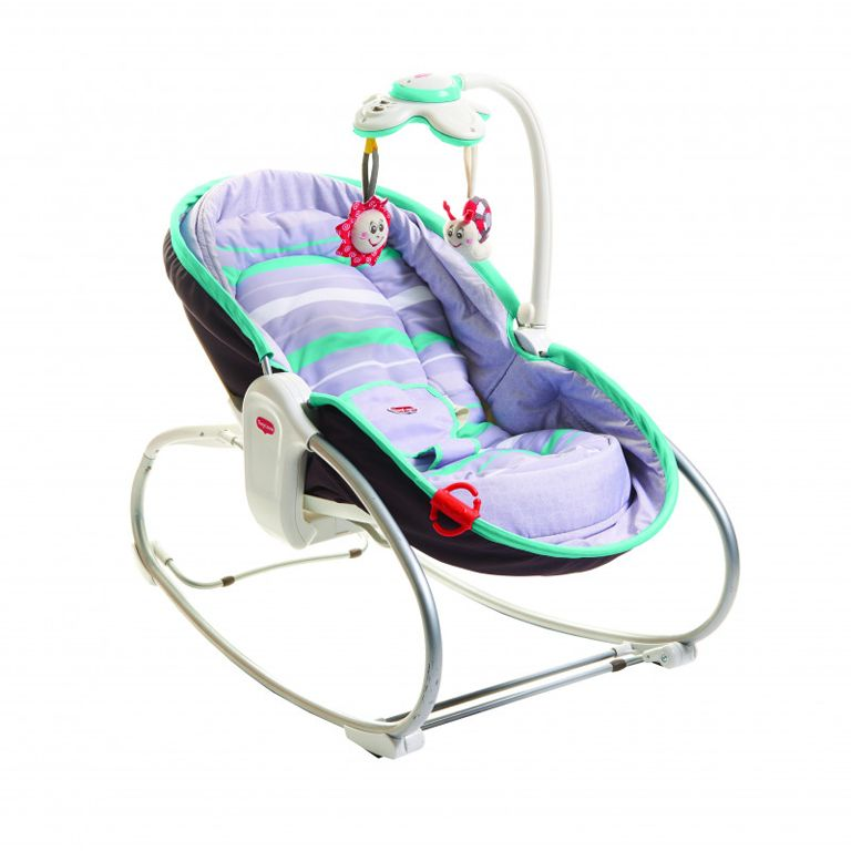 Βρεφικό ρηλάξ 3 σε 1 Rocker Napper Turquoise TINY LOVE