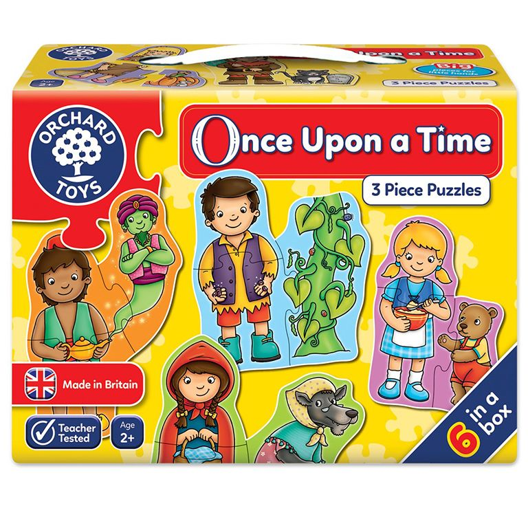 Orchard Toys Once Upon a Time Jigsaw  Ηλικίες 2+ χρονών