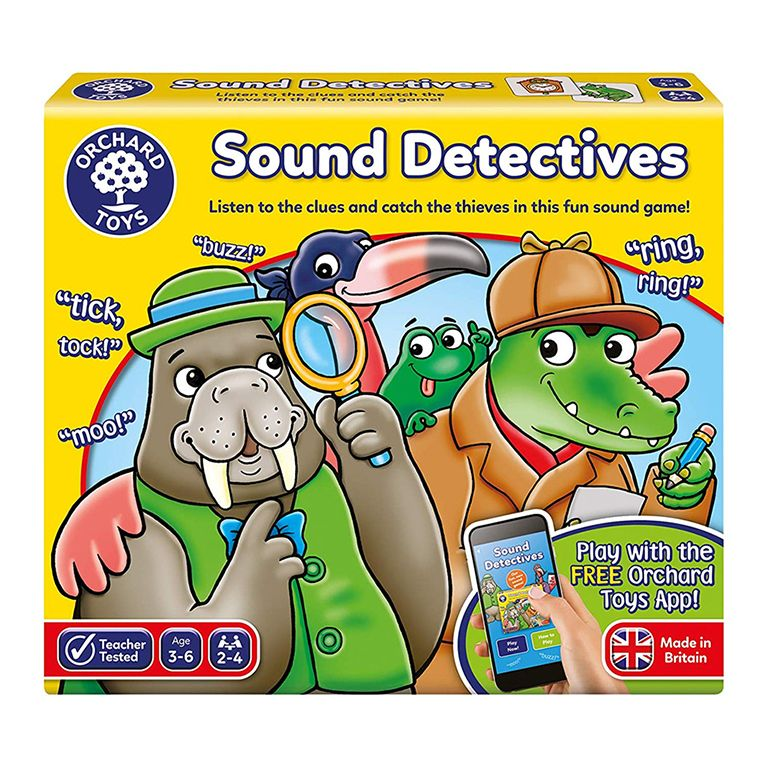 Orchard Toys Sound Detectives Ηλικίες 3-6 ετών