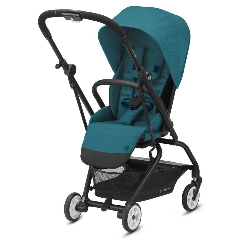 Βρεφικό καρότσι CYBEX Eezy S Twist 2 BLK River Blue