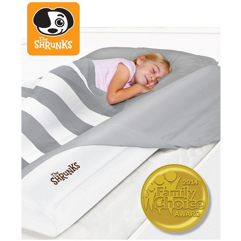 Wally™ Inflatable Bed Rail (για να μην πέφτει από το κρεβάτι) THE SHRUNKS