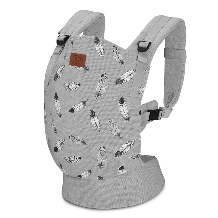 Μάρσιπος KINDERKRAFT Milo Grey