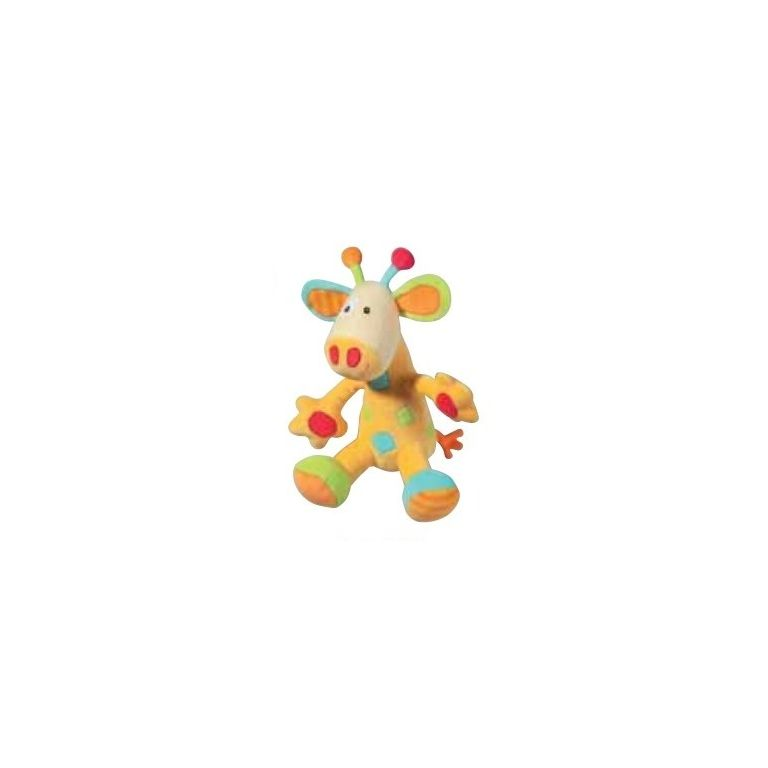 Κούκλα BREVI Activity Soft Toys Giraffe