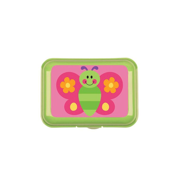 Δοχείο φαγητού STEPHEN JOSEPH Snack Box Butterfly